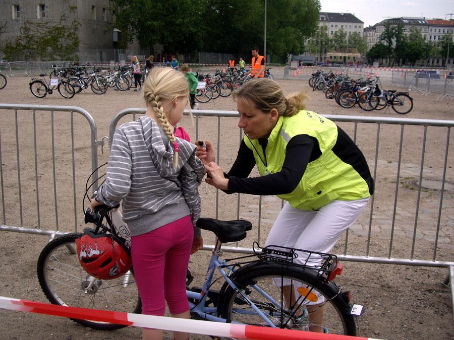 Zum Bericht über den Kinder-Triathlon...
