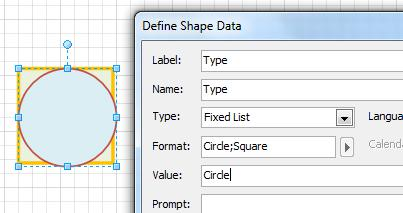 Creating Custom Shapes