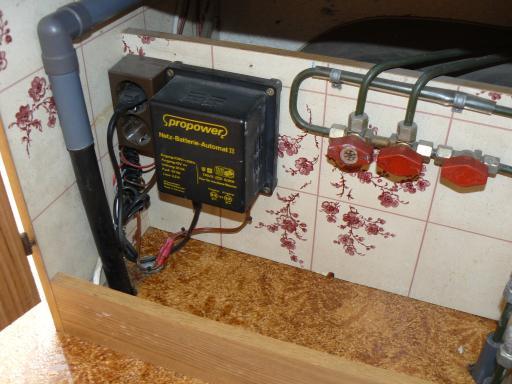 Stromwandler wohnwagen