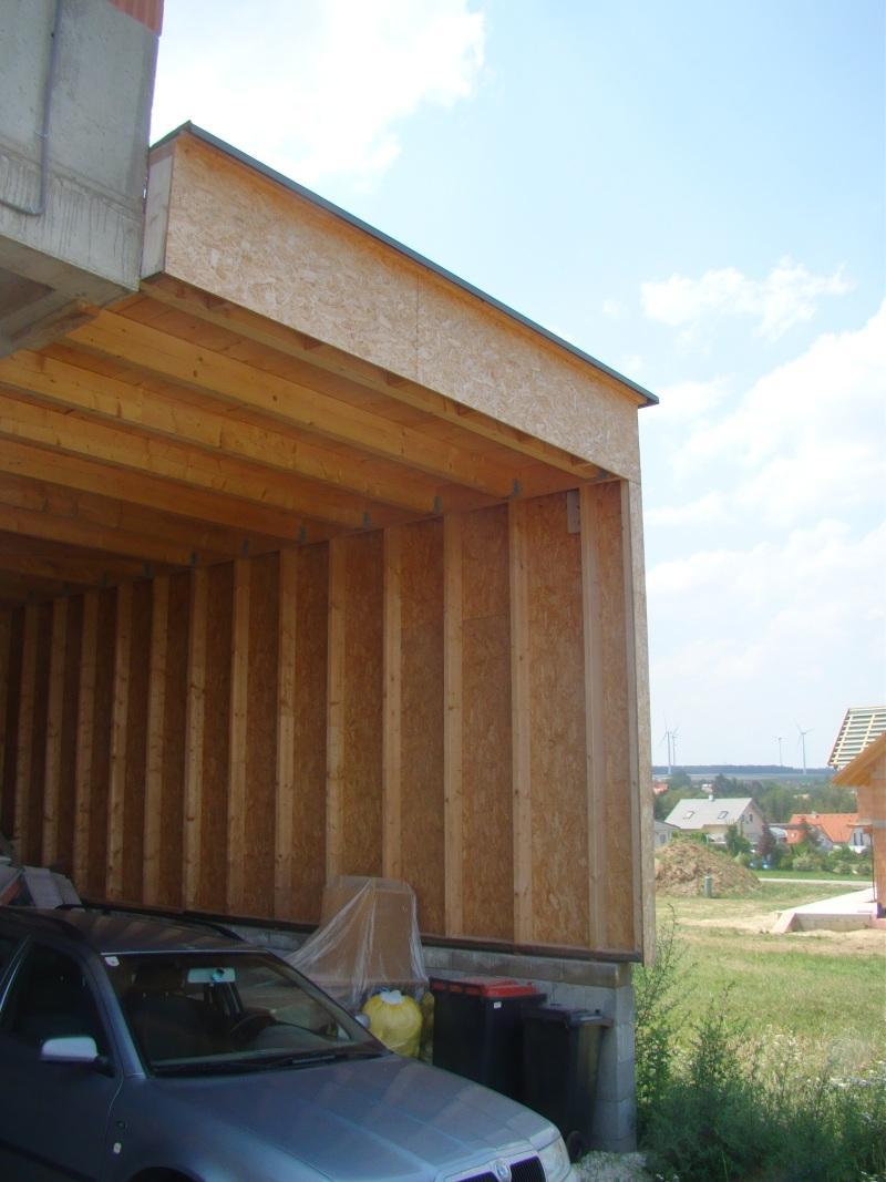 Extrem Carport wie innen verkleiden? | Bauforum auf energiesparhaus.at OW19