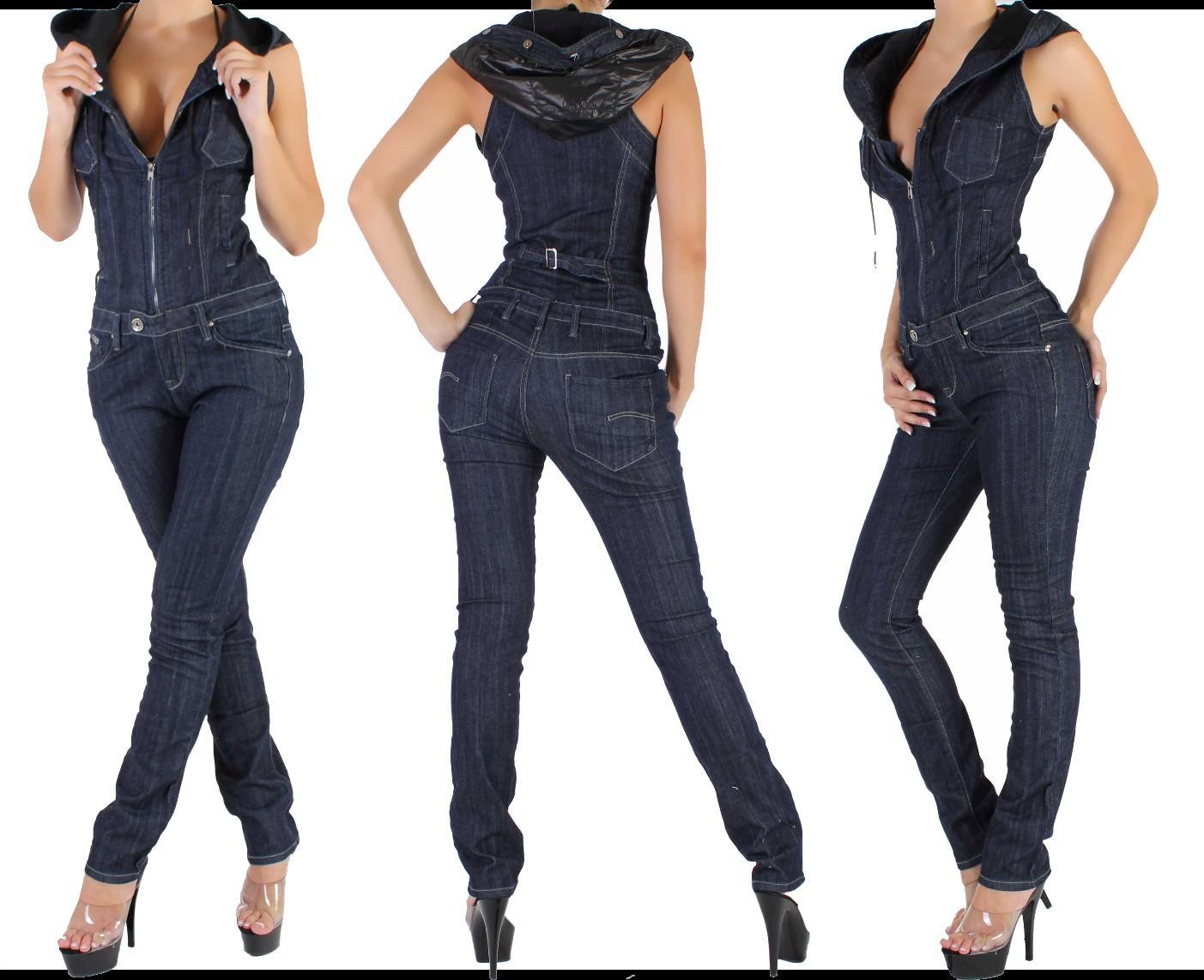d75 overalljeans overall r hrenjeans damen jeans hose. Black Bedroom Furniture Sets. Home Design Ideas