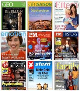 Gruner Und Jahr Zeitschriften spitzepreise de gruner jahr herbst countdown viele