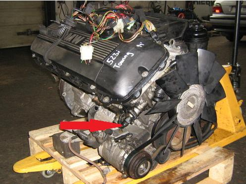 Micra k12 nockenwellensensor