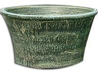 釉燒陶瓷花盆