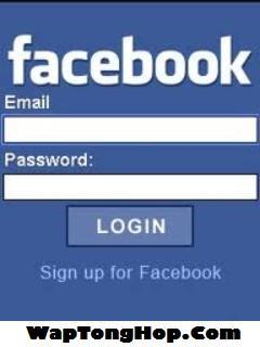 Phần Mềm Facebook cho điện thoại Java, Tải Ứng Dụng Facebook
