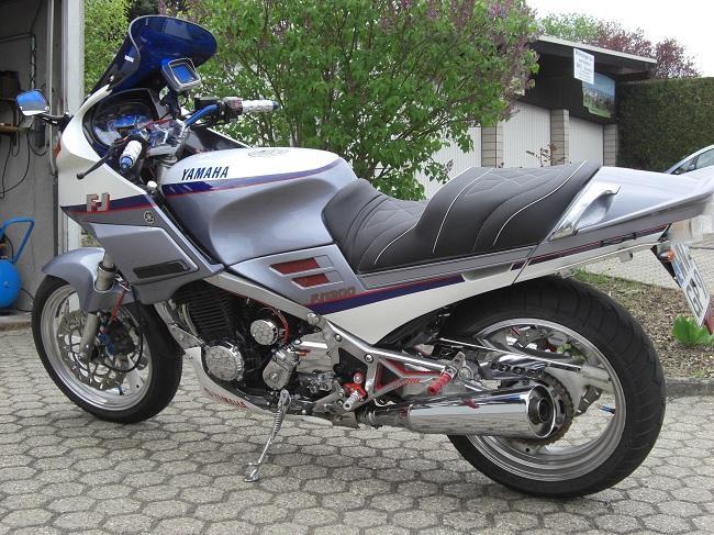 Yamaha Jf