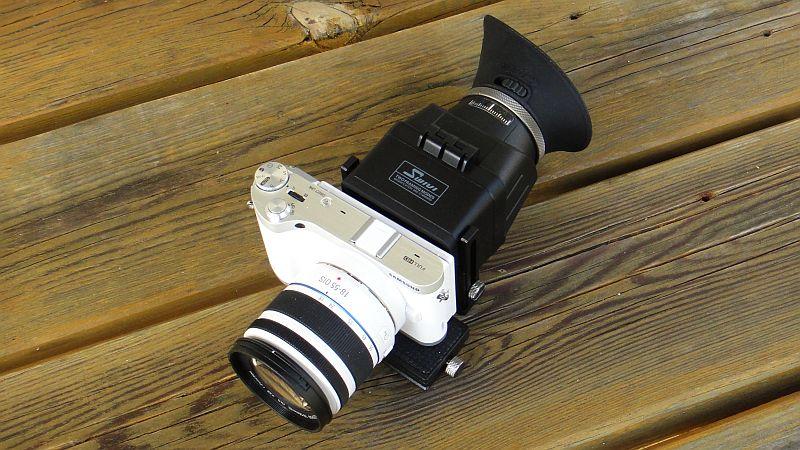 Samsung nx1000 viewfinder
