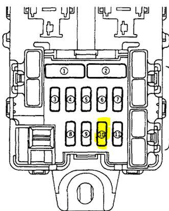 Gmc Jimmy Radio Wiring Diagram Free Picture additionally 3zfz1 Starter Relay 1997 Mitsubishi Eclipse Gsx Located together with 7v89f Mitsubishi Montero Sport Doug Mitsubishi Montero further Dash and tail lights not working also Mitsubishi Mirage 2000 Fuse Box Location Rear Light. on mitsubishi montero sport dash light fuse