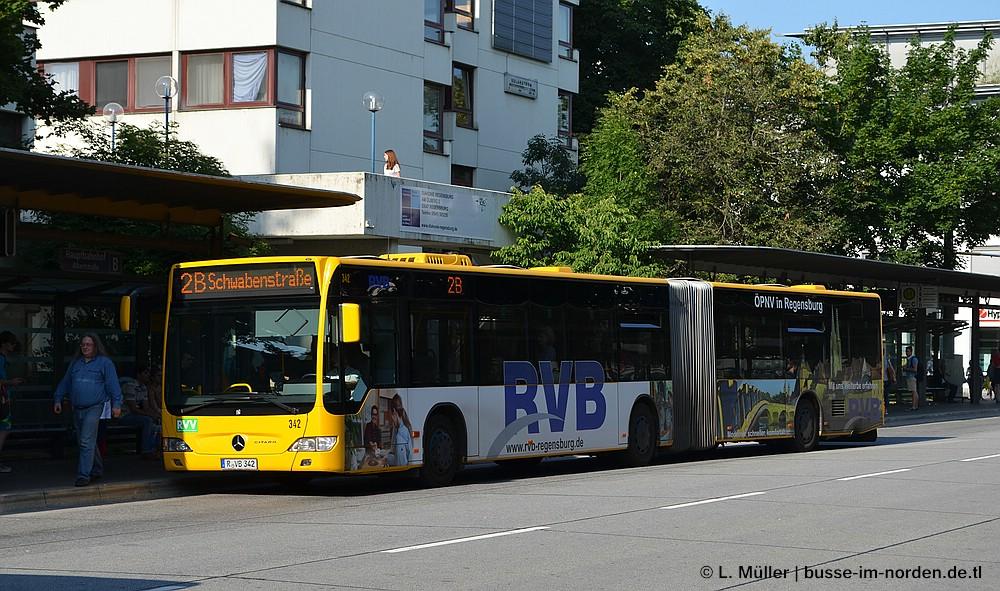 Altstadtbus Regensburg