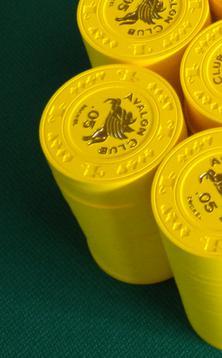 poker chips europe