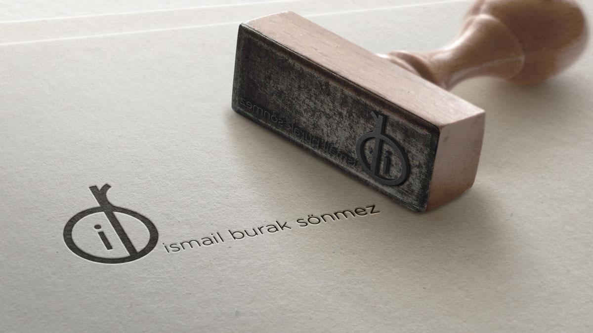 İsmail Burak Sönmez ''Kişisel Logo Çalışmam''