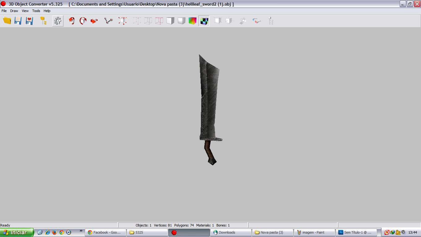 Release] Edited Weapon Mesh/Models