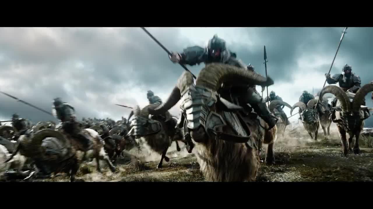 Hobbit | Trailer & Previews #14 - Herr der Ringe Film Forum