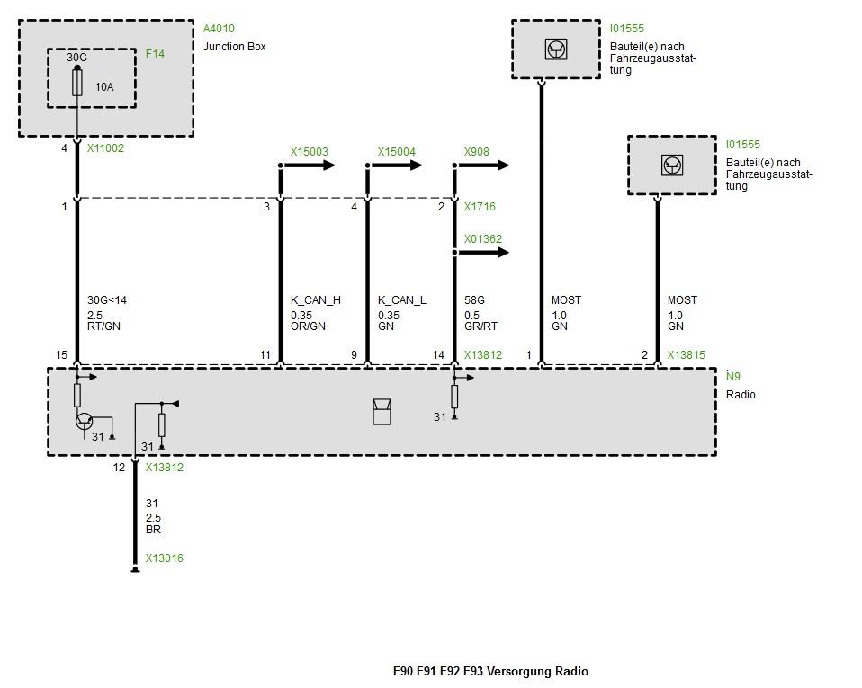 Ausgezeichnet Bmw E46 Schaltplan Fotos - Elektrische Schaltplan ...
