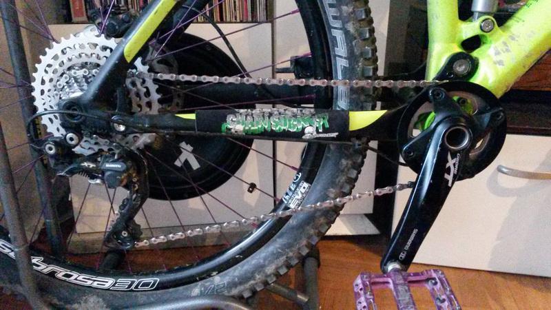 1 x X fach eigenbau [Archiv] Bikeboard
