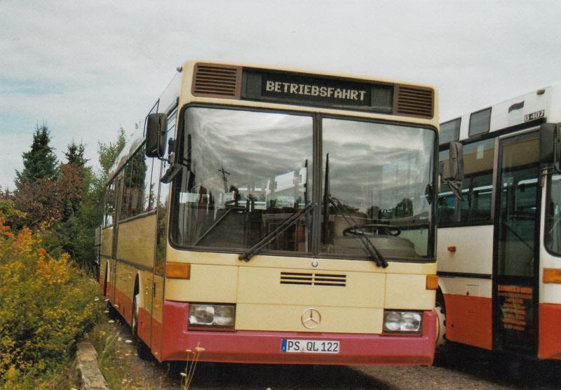 Bus Mercedes Benz O 407 Seite 26 Pr 228 Sentationen Von