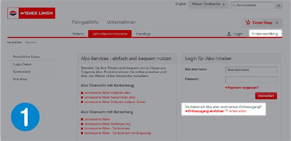 Wiener U Bahn How To Foto Zur Neuen Jahreskarte Hochladen