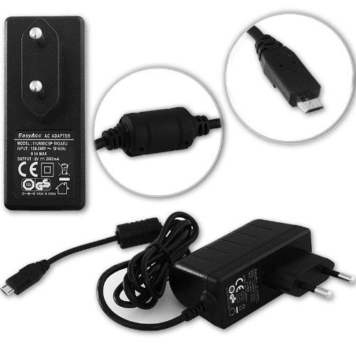 revolt USB Ladegerät: 5 Port USB Netzteil mit dynamischer