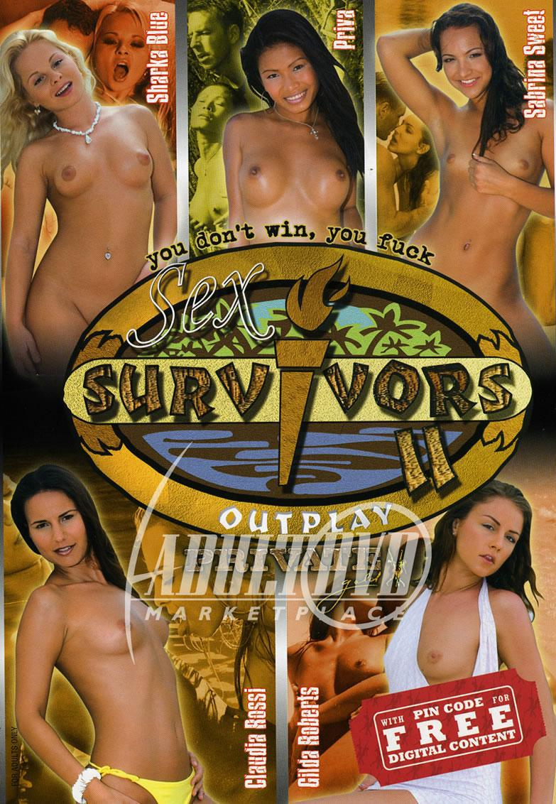 Survivor naked xxx nackt photo