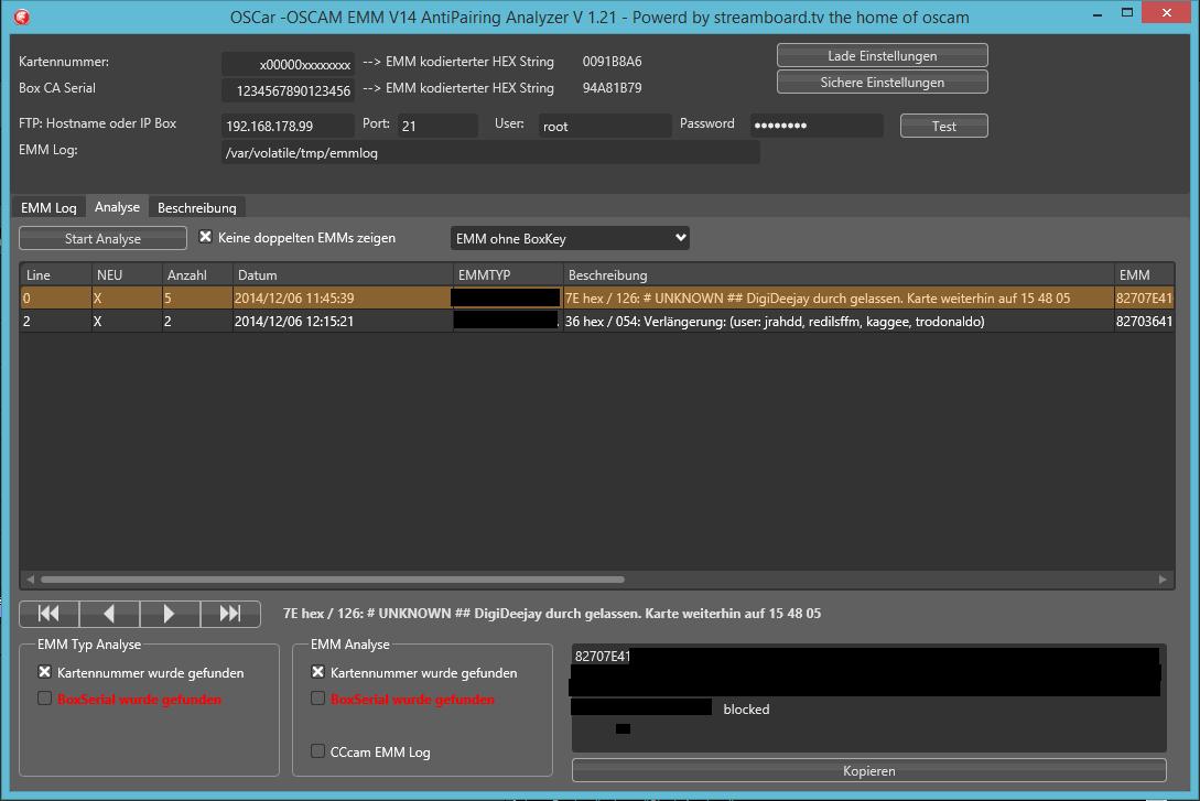 Server von cccam auf Oscam umstellen (V14) - Seite 2