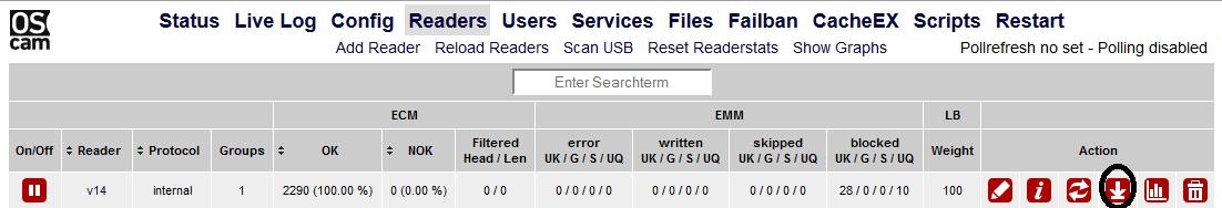 Server von cccam auf Oscam umstellen (V14) [Archiv] - Spinnes Board