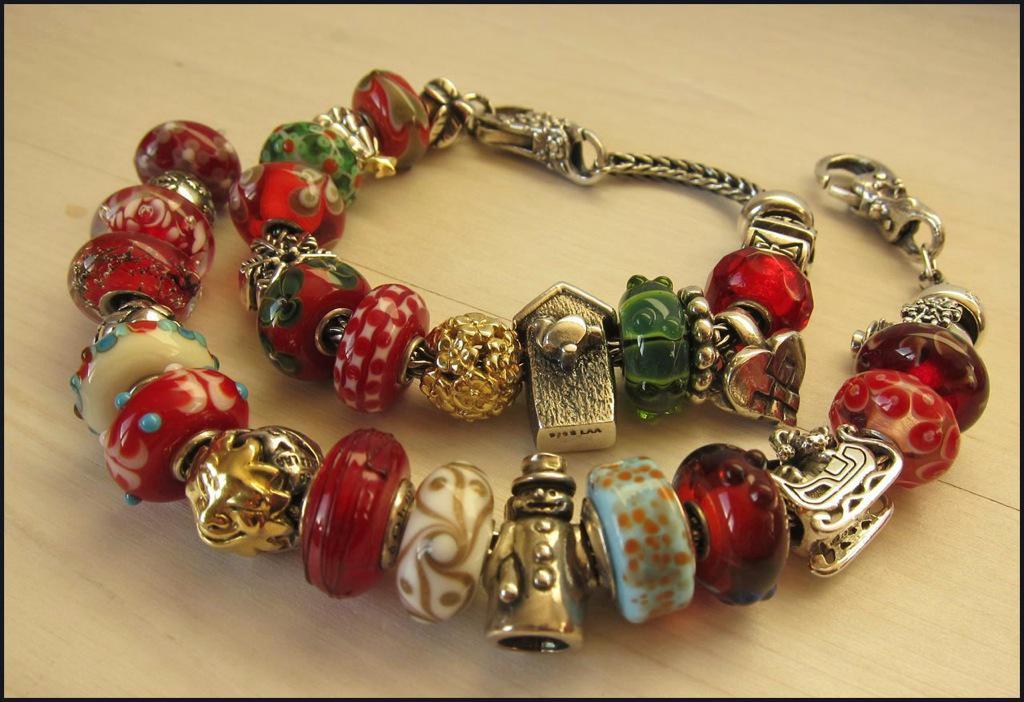 Show us which bracelet you have worn in December! Culjjmk47s3egzwgw