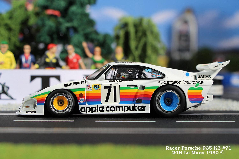racer porsche 935 k3 apple 71 le mans 1980 slot car illustrated forum. Black Bedroom Furniture Sets. Home Design Ideas