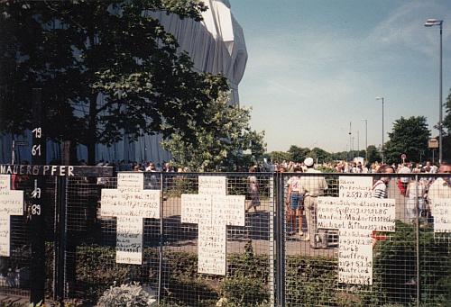 Mauerkreuze 1995