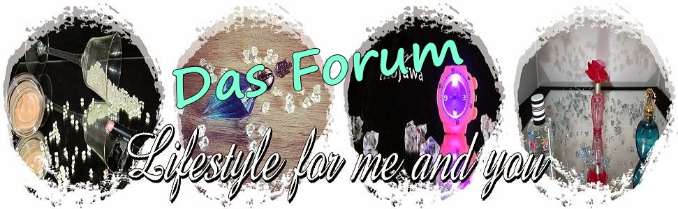 Lifestyle for me and you - Das Forum