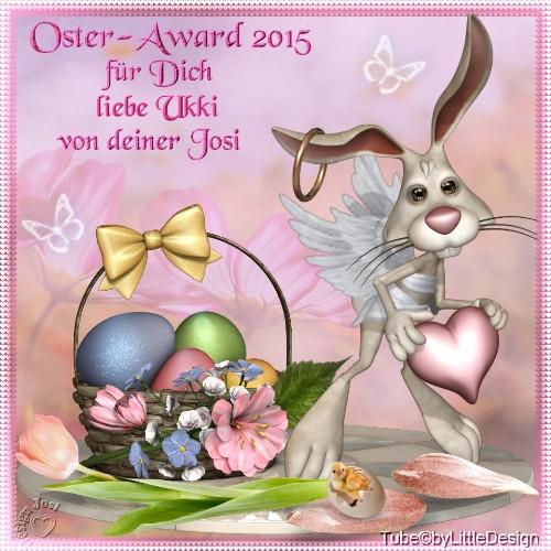 OSTERAWARD 2015