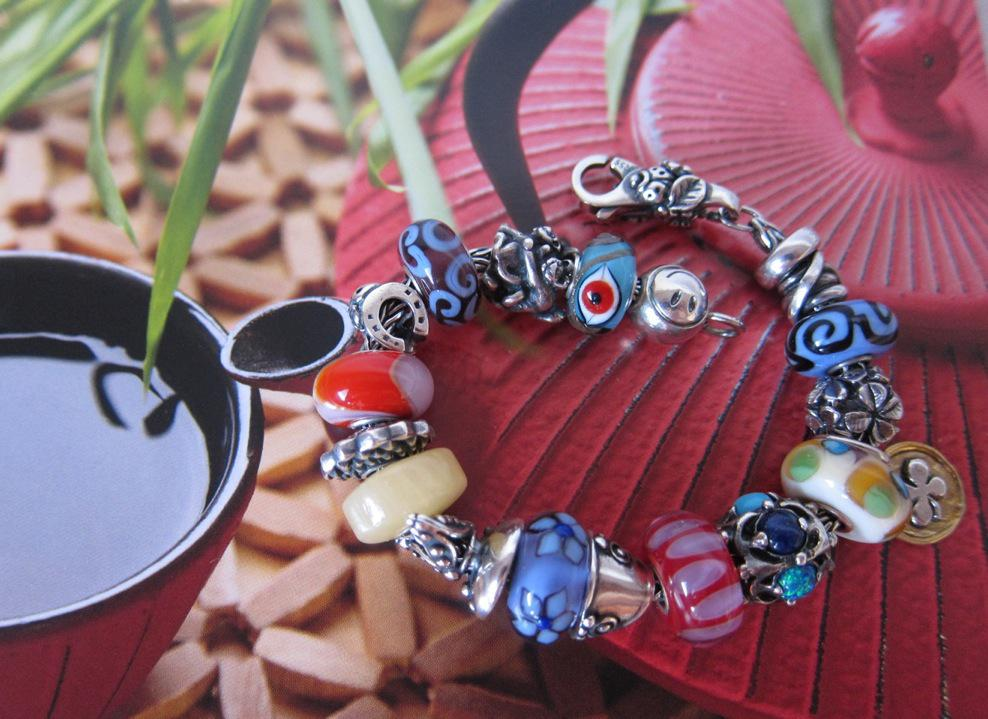 Good Luck starter bracelets - beads to go with Cyhn0xl0yteb3aucg