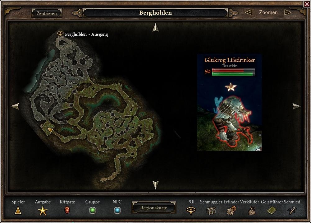 Grim Dawn Map