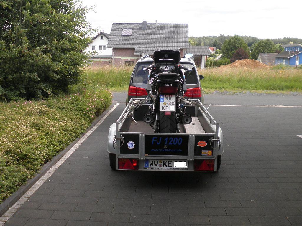 fj huckepack transportieren motorradreisen fj1100 1200 forum. Black Bedroom Furniture Sets. Home Design Ideas
