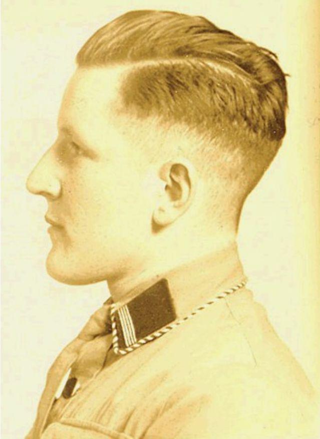soldaten frisuren