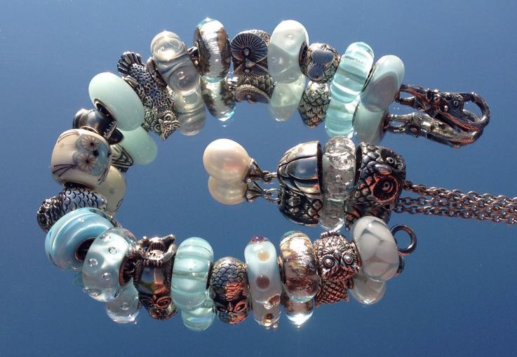 Light blue owl bracelet D1m5l7r5ogrg6k3t3