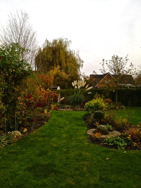 Eure Gartenbilder Beete Und Gestaltungsideen Herbst