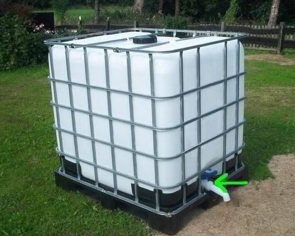 kappe verschlu kappe f r ibc tank 1000l container wassertank w speicher neu top ebay. Black Bedroom Furniture Sets. Home Design Ideas