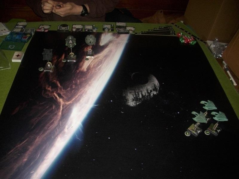 Romulaner vs.Borg, Kampf um das System B11-05 D4f2s6glhjg1n7mx4
