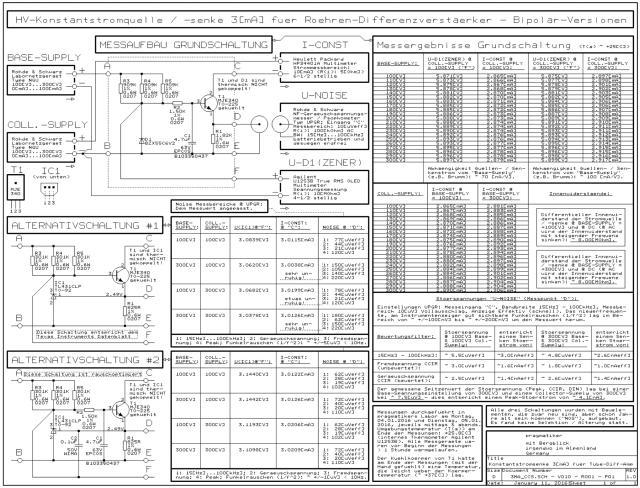 Kathodyn - Differenzverstärker, Röhrengeräte - HIFI-FORUM