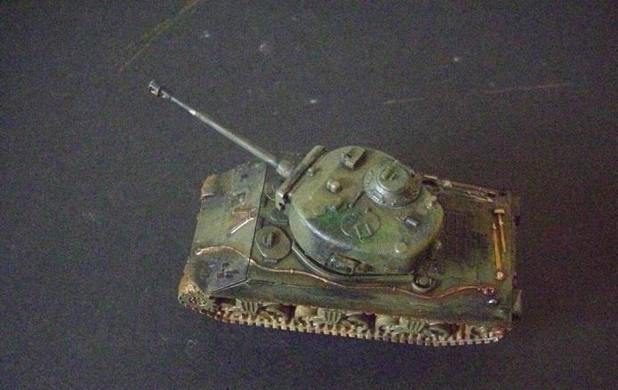 My second Paintjob - Tanks