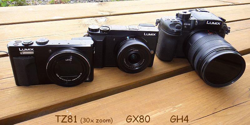 kamera lumix tz81