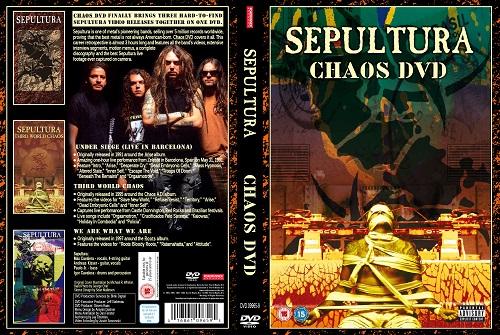 Sepultura - Chaos DVD (2002)