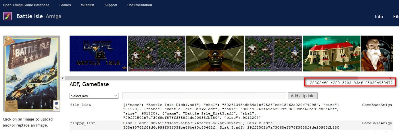 My approach on using Amiga (FS-UAE) with Launchbox