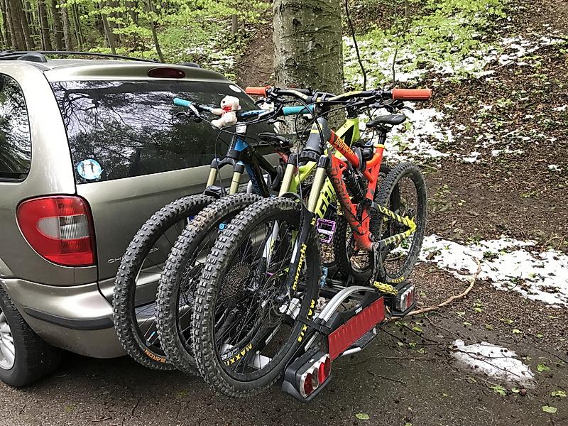 fahrrad hecktr ger f r ahk gesucht bike mountainbike mtb. Black Bedroom Furniture Sets. Home Design Ideas