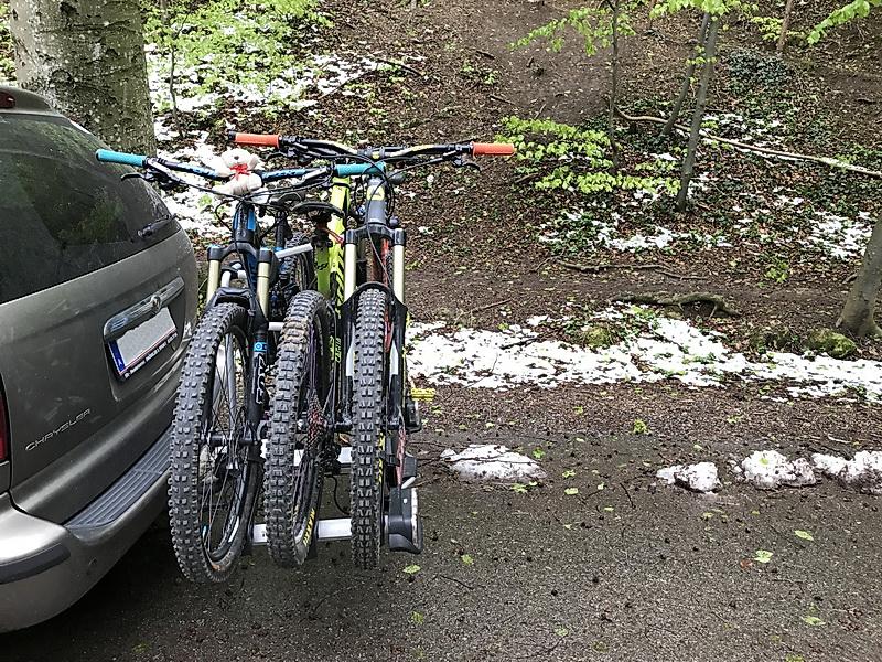 Fahrrad Heckträger für AHK gesucht! [Archiv] Bikeboard