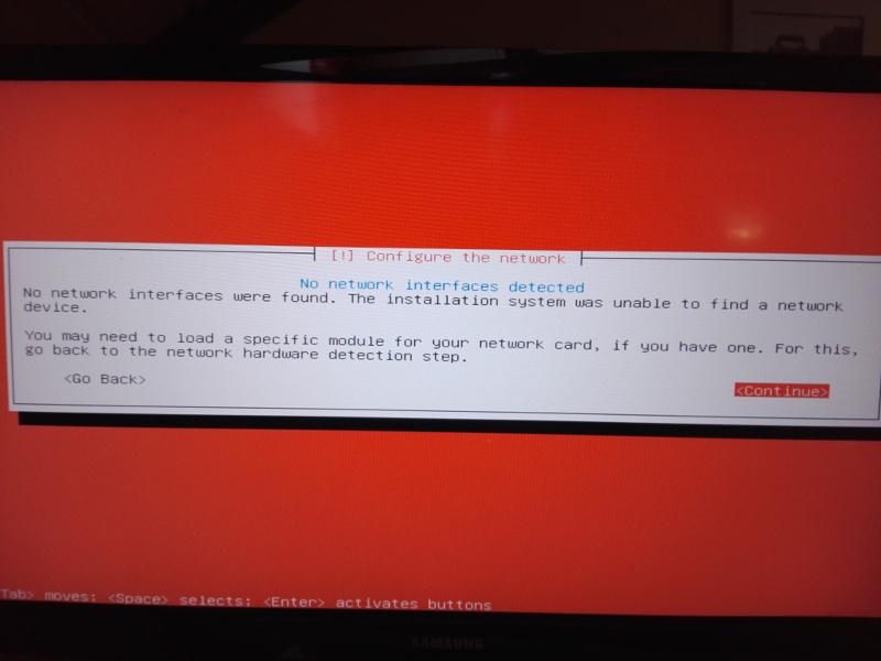 ubuntu installation can 39 t find network adapter udoo forum. Black Bedroom Furniture Sets. Home Design Ideas