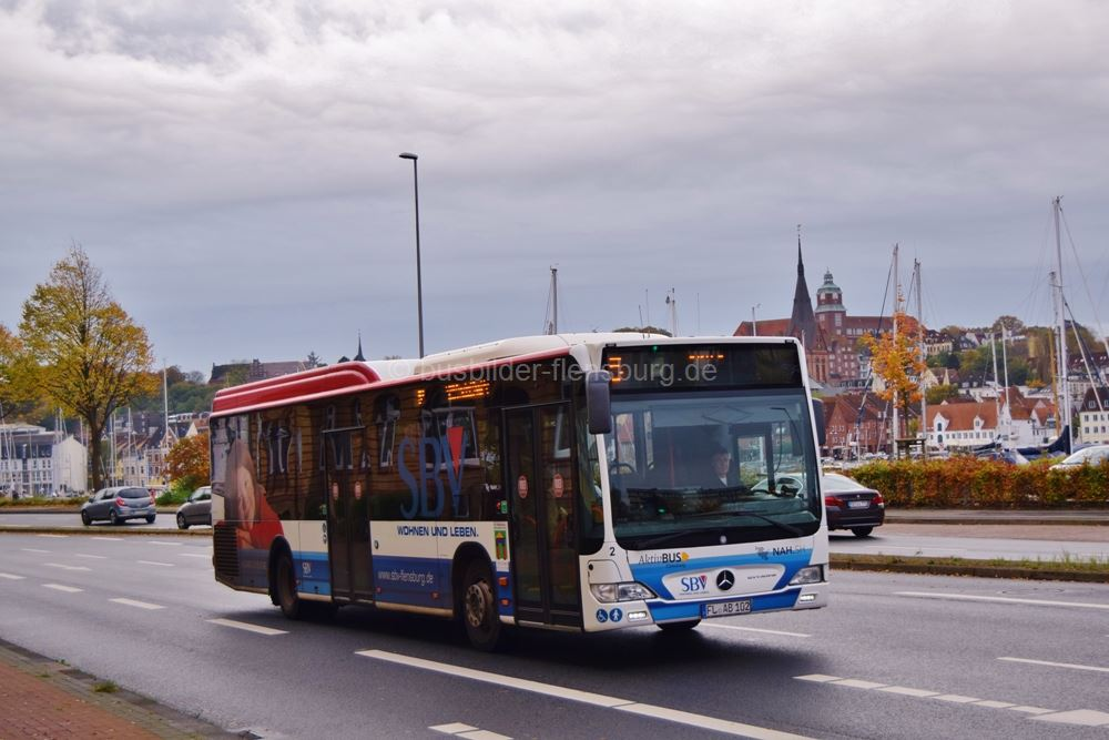 bus schleswig flensburg