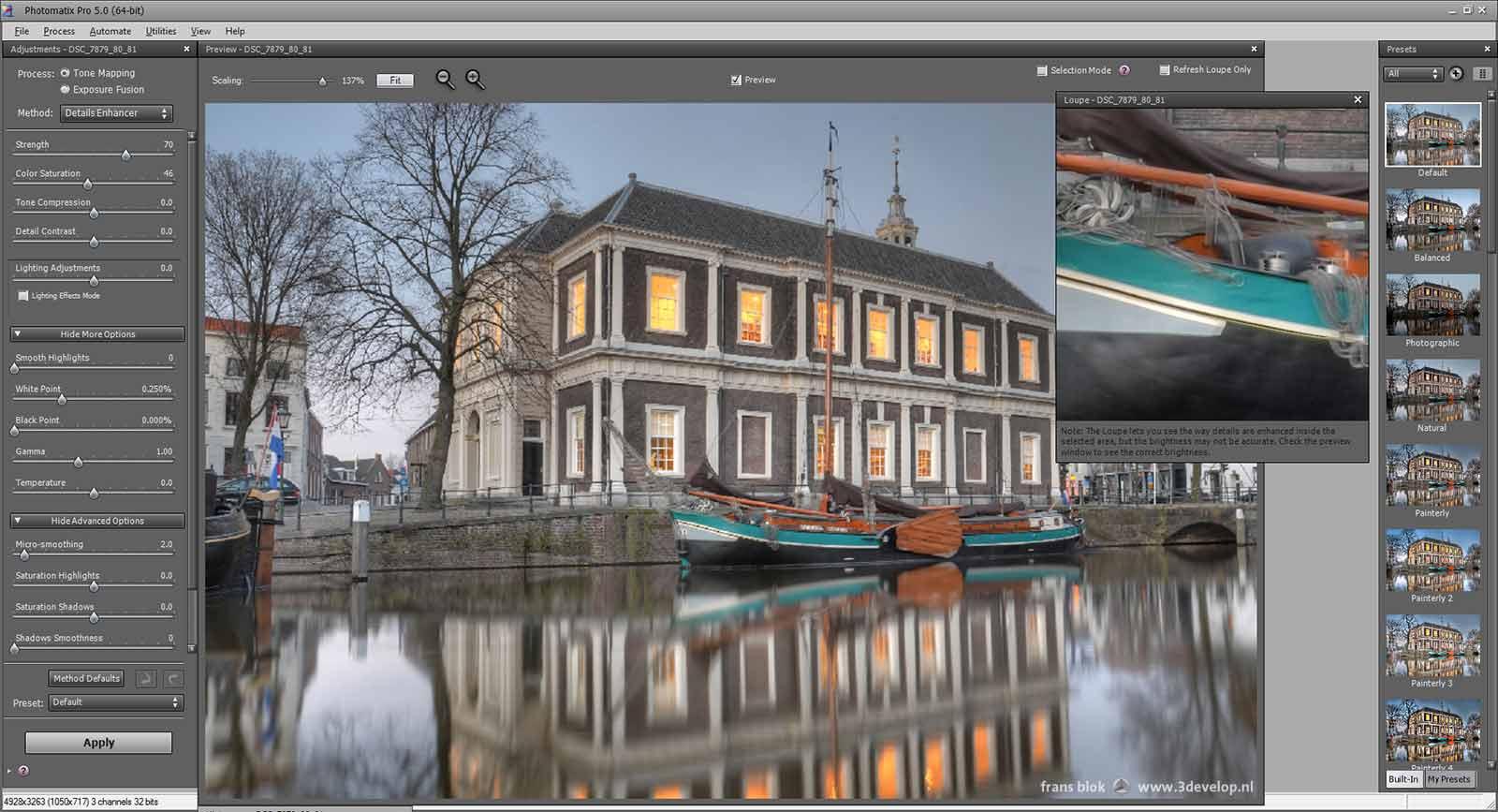 Photomatix как сделатьграфию hdr