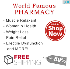 Our online pharmacy is well known among our customers for being the best one available!