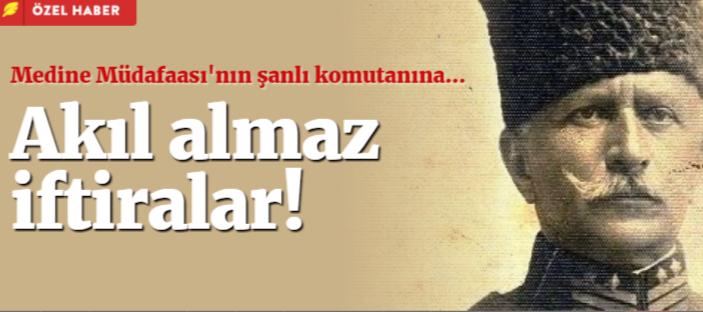 Fahrettin Paşa'ya iftira atan Ekrem Buğra Ekinci'ye büyük tepki var